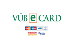 VUB eCard Virtuemart